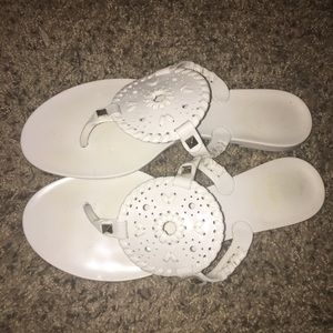 Jack Rodgers plastic sandals